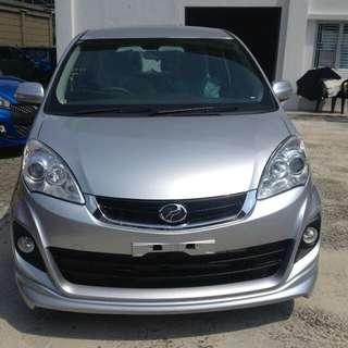 Perodua Alza Advance 2018