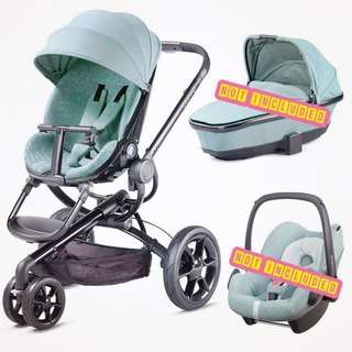 """Quinny Moodd """"Pebble Pack Special Edition"""" Stroller"""