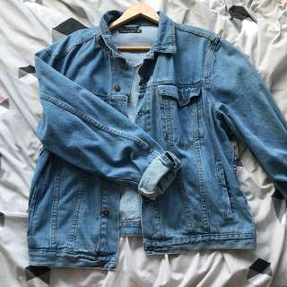 State of love denim jacket