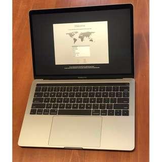 "2017 Apple MacBook Pro 13"" Touchbar i5 3.1GHZ 16GB 512GB"