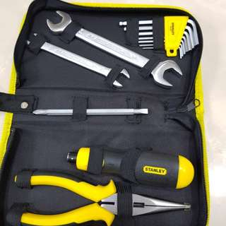 Stanley Motorcycle Tool Kit