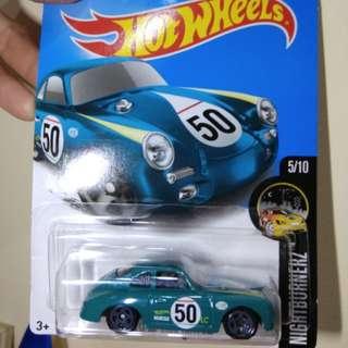 Hit Wheels - Porsche 356A Outlaw