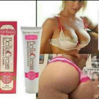 Bella breast enhancement cream