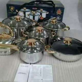 12in1 COOKWARE SET