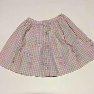 Skirt for Girls Size 5