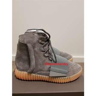 Adidas Yeezy Boost 750 Grey Gum US7 DS