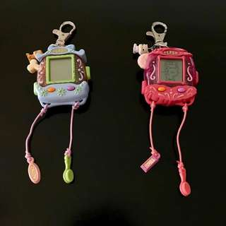 Guc Littlest Pet Shop Digital Pets Portable Virtual Game Vintage 2005-07 Hasbro