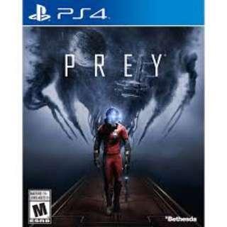 PREY- PS4