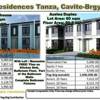 LYNVILLE RESIDENCES TANZA