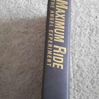 Novel: Maximum Ride, The Angel Experiment
