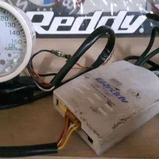Greddy water/oil temp meter electronic type