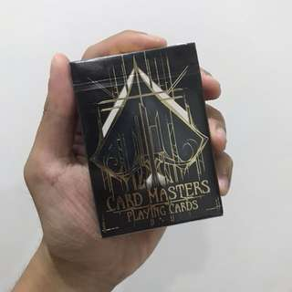 Cardmasters Gold Seal Playing Cards