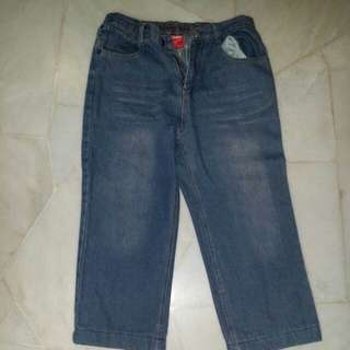 Bum jeans for kids