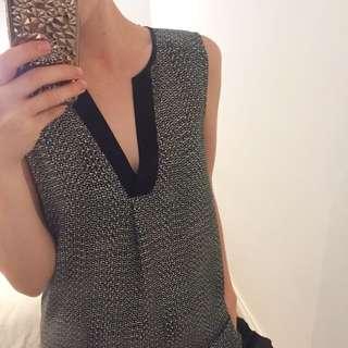 H&M long blouse