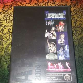 Arashi 嵐 Iza, Now! 2004 concert dvd Japanese version