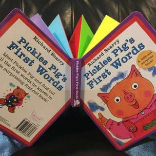 New RICHARD scarry book