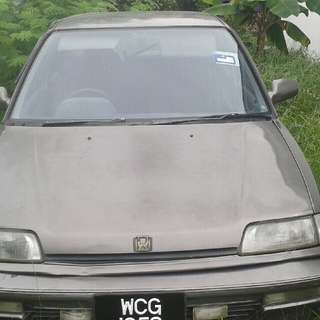 1 Unit Car.honda Civic