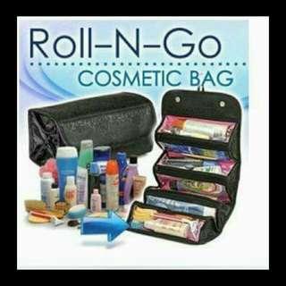 Kw: roll n go (make up organizer)