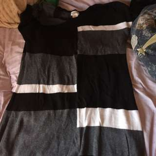 Small maternity top