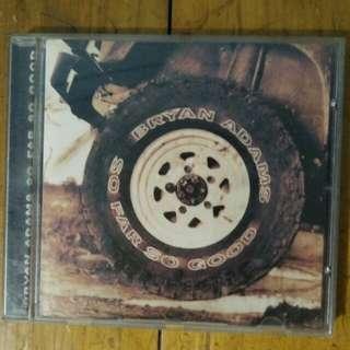 BRYAN ADAMS (So Far So Good) ALBUM