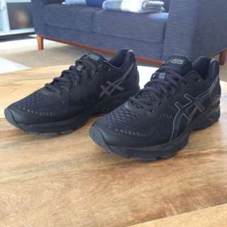 Asics Gel Kayano 23 black