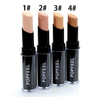 Women Daily Facial Makeup Dark Eye Circle Hide Blemish Face Care Blemish Creamy Concealer Stick
