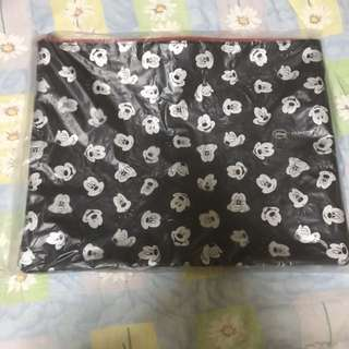 Mickey Mouse Pouch - A4 size (The face-shop)