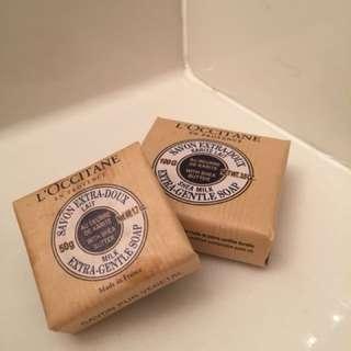 Unused Bath products
