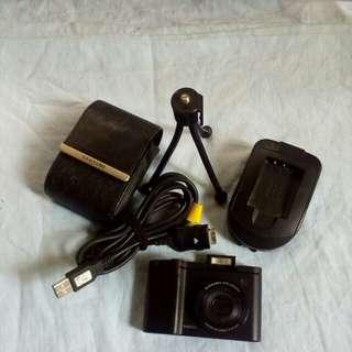 Samsung nv10 digicamera