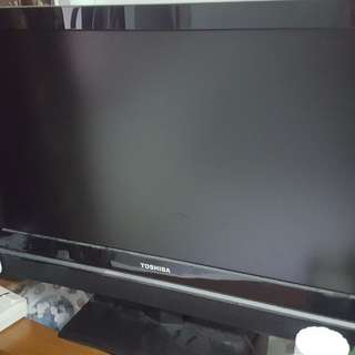 "Used Toshiba 24"" TV Fast deal"