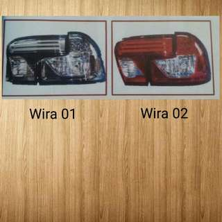 Wira 95-LED Smoke Tail Lamp RM399