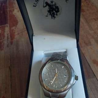 For sale u.s. polo assn watch