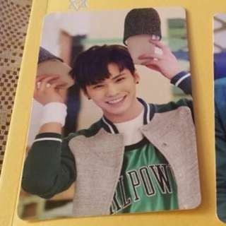 OFFICIAL ASTRO Spring Up Photocard