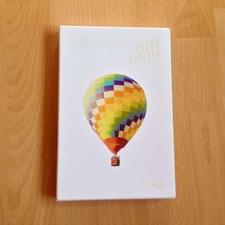 (SEALED) BTS Young Forever Day Version