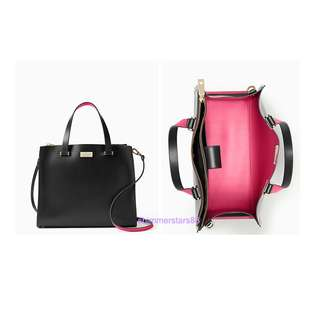 Authentic Kate Spade Arbour Hill Kyra Leather Tote Satchel Handbag bag RRP USD$379 Brand new with tag