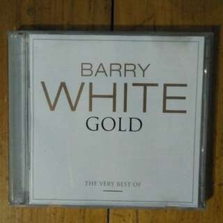 BARRY WHITE GOLD ALBUM 2CD