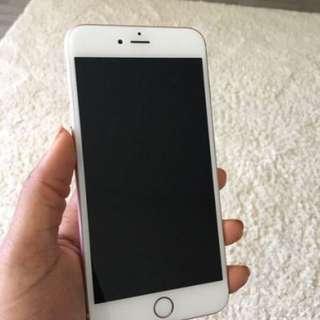 Original Iphone 6s Plus 64gb Rose Gold