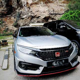 Civic FC Si Grille