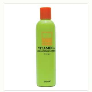 NIKS PROFESSIONAL Vitamin A Cleansing Lotion 200 ml