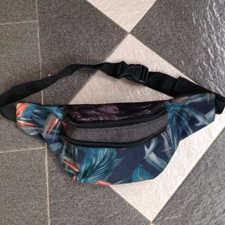 waist bag waistbag motif tas pinggang shoulder bag