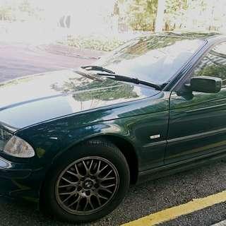 BMW 318I (1995cc) 2003