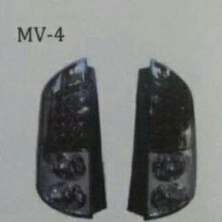 MYVI-2005-Tail Lamp (Smoke) RM339