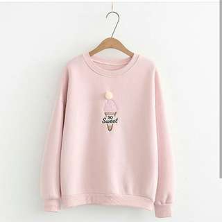 Cup Ice Cream Sweater
