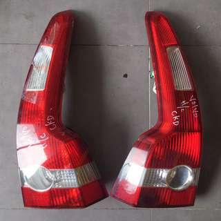 Volvo Tail Lamp