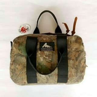 Gregory Duffle Bag Advantage Timber Camo