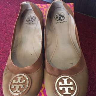 Authentic Tory Burch Ballerina