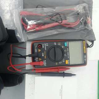 Digital multimeter AN8008