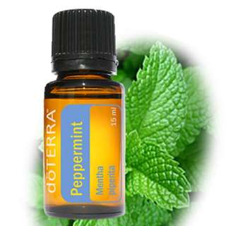 doTERRA Peppermint Essential Oil 15ml