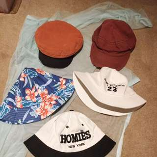 📦Assorted hats