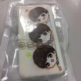 TFBoys iPhone6 細機 機殻(軟)